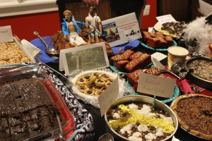 Sweet, Sweet Victory at the Annual Literary Desserts Party