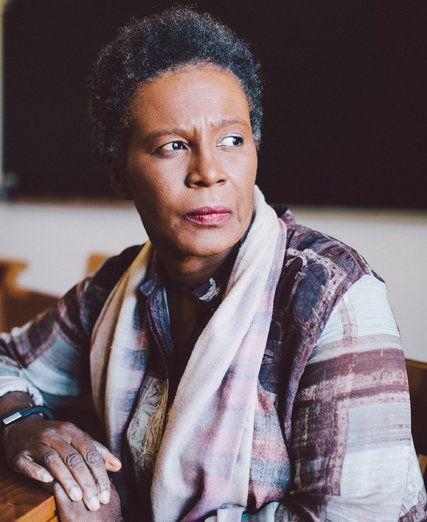Visiting Writer's Series: Claudia Rankine