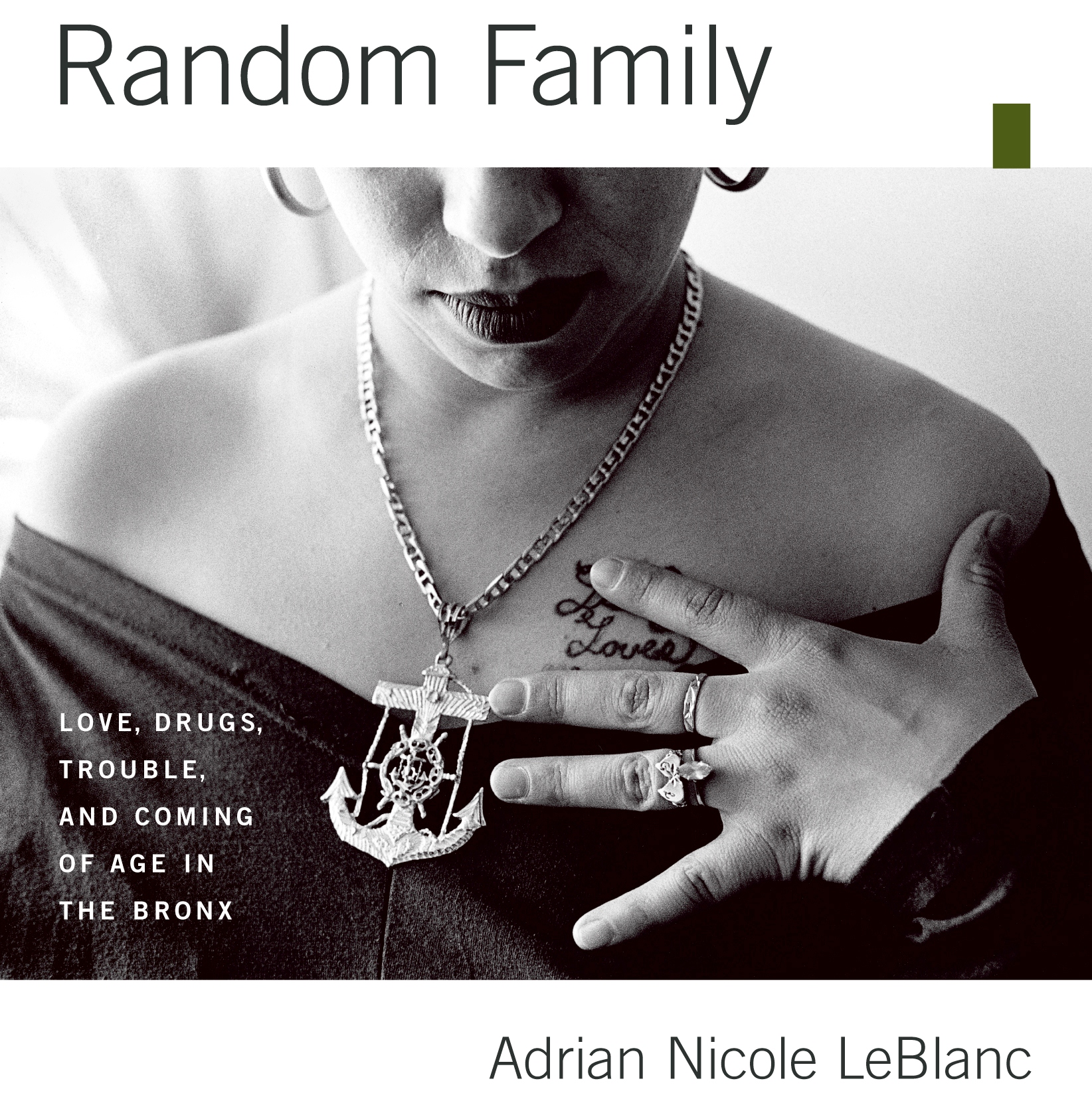 Visiting Writers: Adrian Nicole LeBlanc