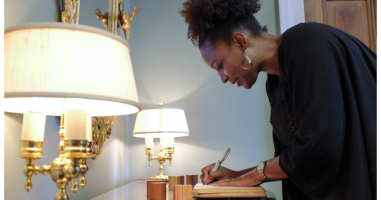 Literary Event: Tracy K. Smith's Inaugural Poet Laureate Reading