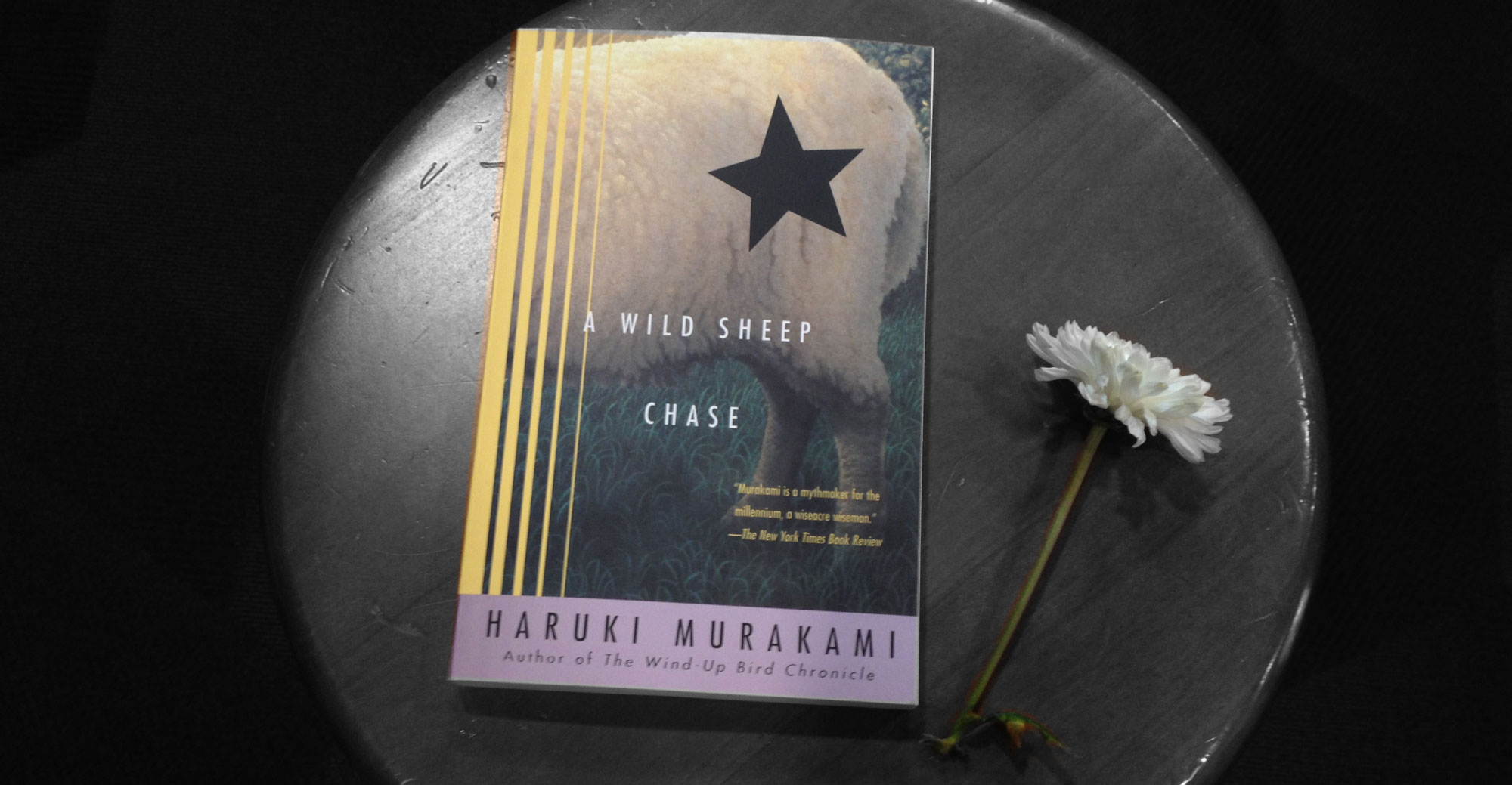 Rereading Murakami's Wild Sheep Chase