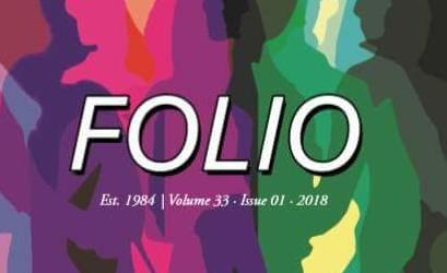 Folio: Volume 33 Launching on May 7
