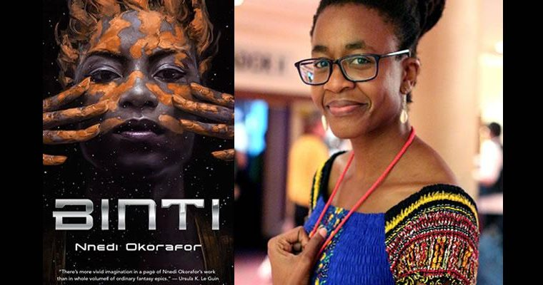 The Five Superpowers of Nnedi Okorafor