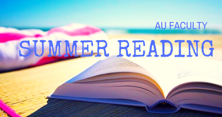 Faculty Summer Reading List