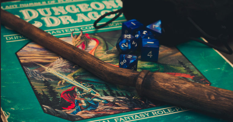 Storytelling with Dungeons and Dragons