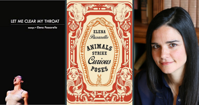 Visiting Writers: An Interview with Elena Passarello