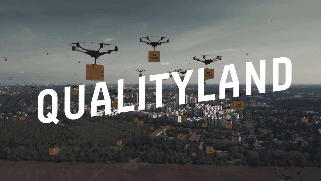 Book Review: QualityLand by Marc-Uwe Kling